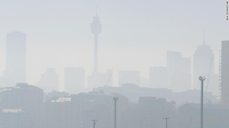 Il fumo degli incendi in Australia raggiungerà tutto il pianeta