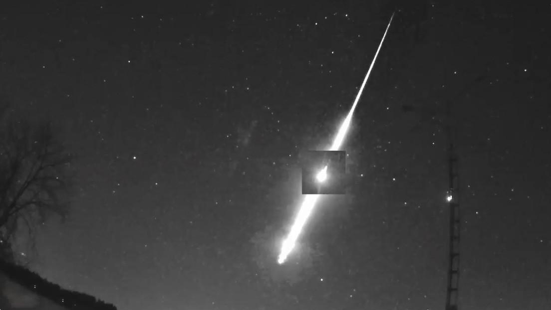 Asteroide precipita sul Lago Huron, tra USA e Canada