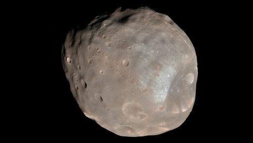 Russia, USA e Italia su Fobos. Il progetto sul satellite di Marte