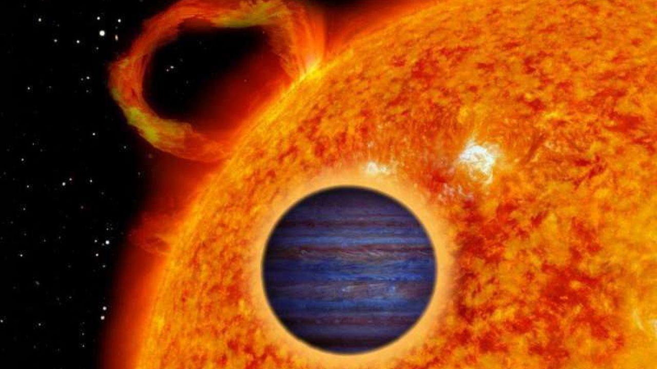 Spazio: scoperto TOI-677b, il pianeta 'gioviano caldo'