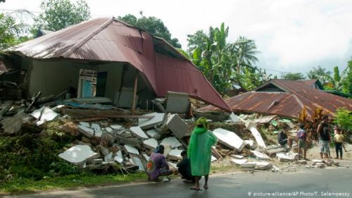 Terremoto 6.2 gradi Indonesia. Scossa di 6.5 Porto Rico