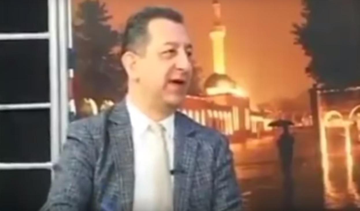 Terremoto Turchia: la scossa 'in diretta' terrorizza i giornalisti