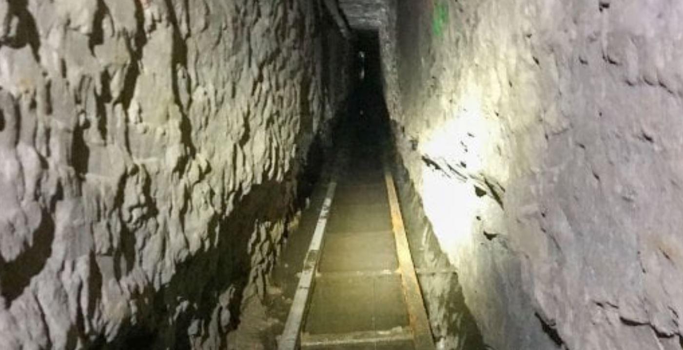 Scoperto enorme tunnel per traffico clandestino Usa-Messico: è lungo 1,3 chilometri