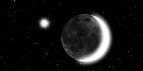 Venere e Luna: la spettacolare congiunzione nel cielo di domani