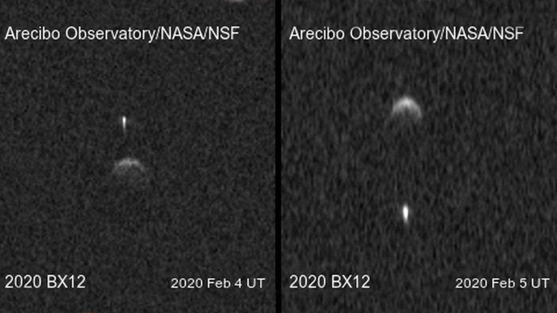 Spazio: un asteroide 'con la luna' è passato vicino alla Terra