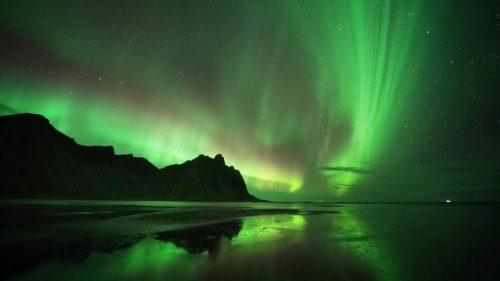 Si apre la magnetosfera: spettacolari aurore in Norvegia