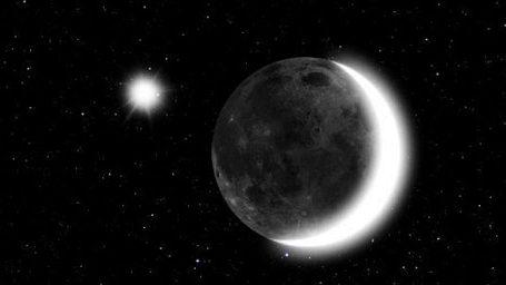 Congiunzione Luna – Venere: lo spettacolo di fine febbraio