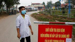 Coronavirus : un'intera città in quarantena in Vietnam