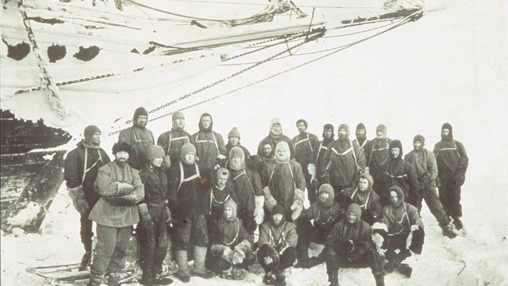 Antartide: un rullino  nei ghiacci rivela una missione di un secolo fa
