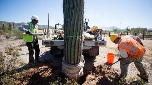 Muro Messico – USA: memoriale dei nativi distrutto con la dinamite