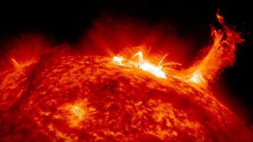 I 'suoni' del Sole registrati da  Parker Solar Probe