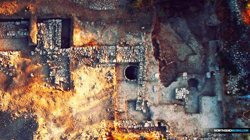 Israele: scoperto tempio risalente all'Età del Ferro a Gerusalemme