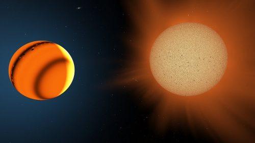 Spazio: NGTS-10b, il pianeta più veloce mai scoperto