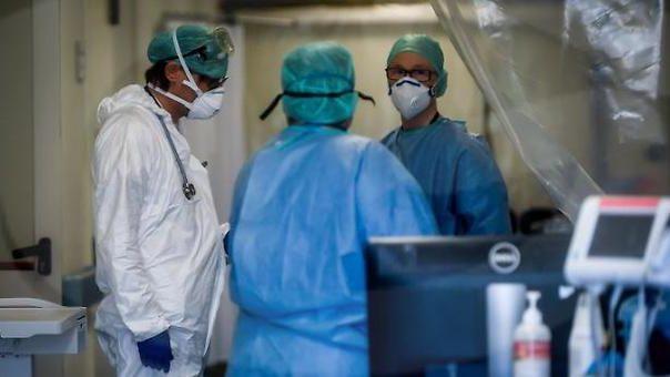 Coronavirus in Italia: 969 morti in 24 ore. Positivi: 66.414. Guariti: 589