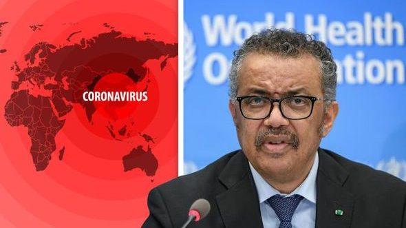 """Coronavirus: l'OMS verso la dichiarazione di """"pandemia globale"""""""