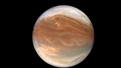 Spazio: la NASA mostra Giove al 'grandangolo'