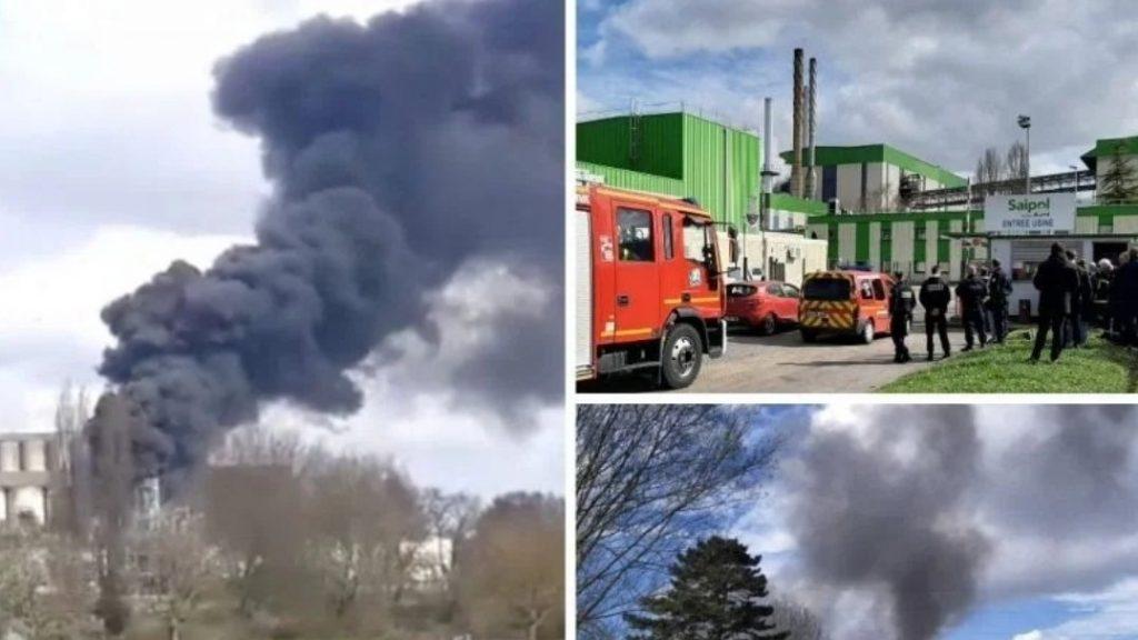 Francia: esplode fabbrica di biogas della Saipol