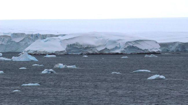 Antartide: lo scioglimento dei ghiacci fa emergere una 'nuova isola'