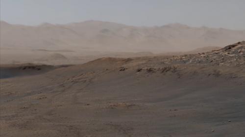 La NASA pubblica la panoramica di Marte più dettagliata di sempre