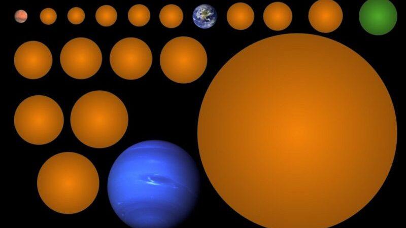 Spazio: scoperti 17 nuovi pianeti, uno abitabile