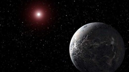 LHS 1815b: scoperto il primo pianeta esterno al disco galattico