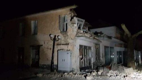 Terremoto Grecia: danni nell'Epiro