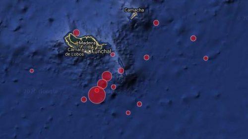 Terremoto Portogallo: forte scossa a Funchal