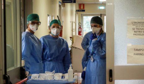 Coronavirus, morti 26 infermieri e 94 medici da inizio epidemia
