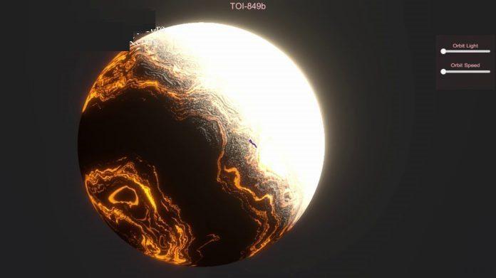 Spazio: il mistero di TOI-849b, il 'gigante roccioso' che non dovrebbe esistere