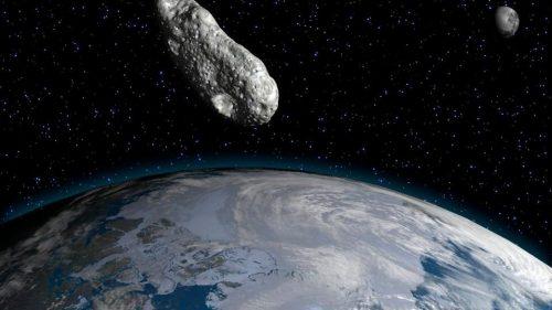 Due asteroidi hanno sorvolato la Terra a distanza ravvicinata. Uno ha sfiorato i satelliti geostazionari