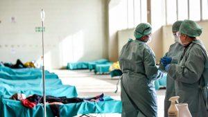 Coronavirus: calano i decessi, aumentano i guariti. Giù il numero dei pazienti in terapia intensiva