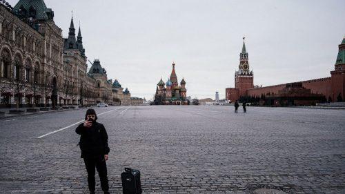 Coronavirus: record di casi in Russia