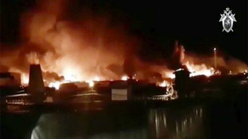 Siberia: detenuti si ribellano ed incendiano una prigione
