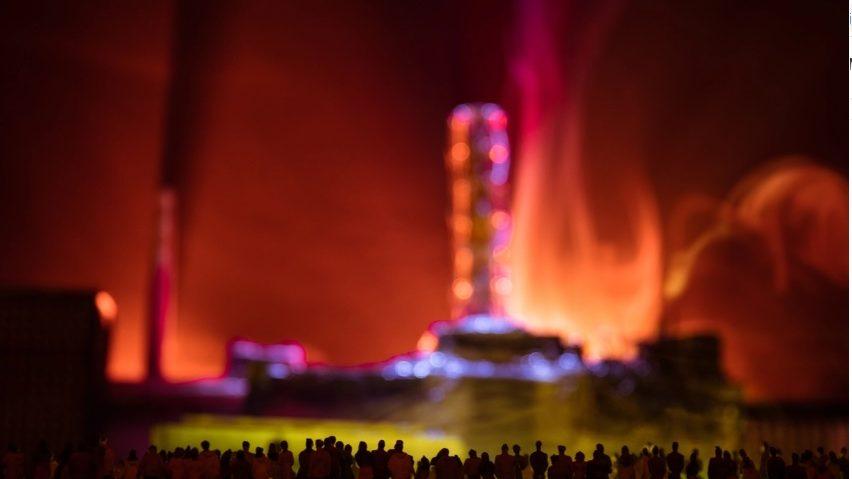 Incendio Chernobyl: radiazioni aumentate di 16 volte