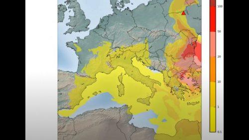 "Incendi Chernobyl, gli esperti francesi: ""Possibile nube radioattiva""."