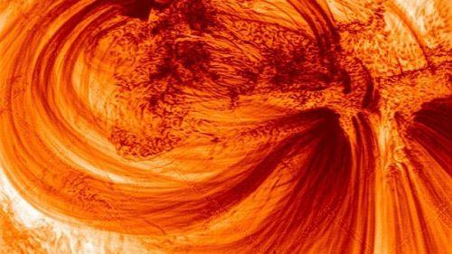 Spazio: la NASA rivela le immagini del Sole con la alta risoluzione di sempre