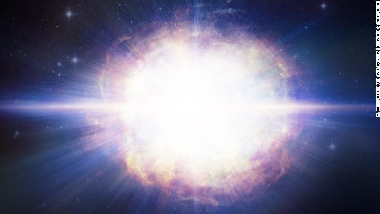 Spazio: l'esplosione di supernova più potente mai vista