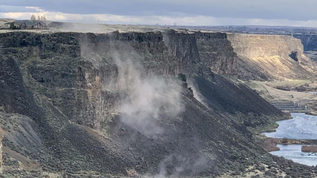 Usa: terremoto magnitudo 6.5 tra Idaho e Oregon. Frane nelle zone montuose