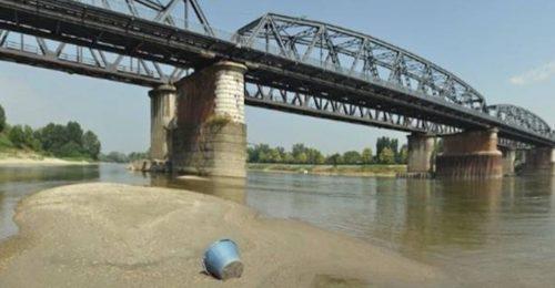 Siccità in Italia, acque del Po in lento e costante calo: l'analisi degli esperti