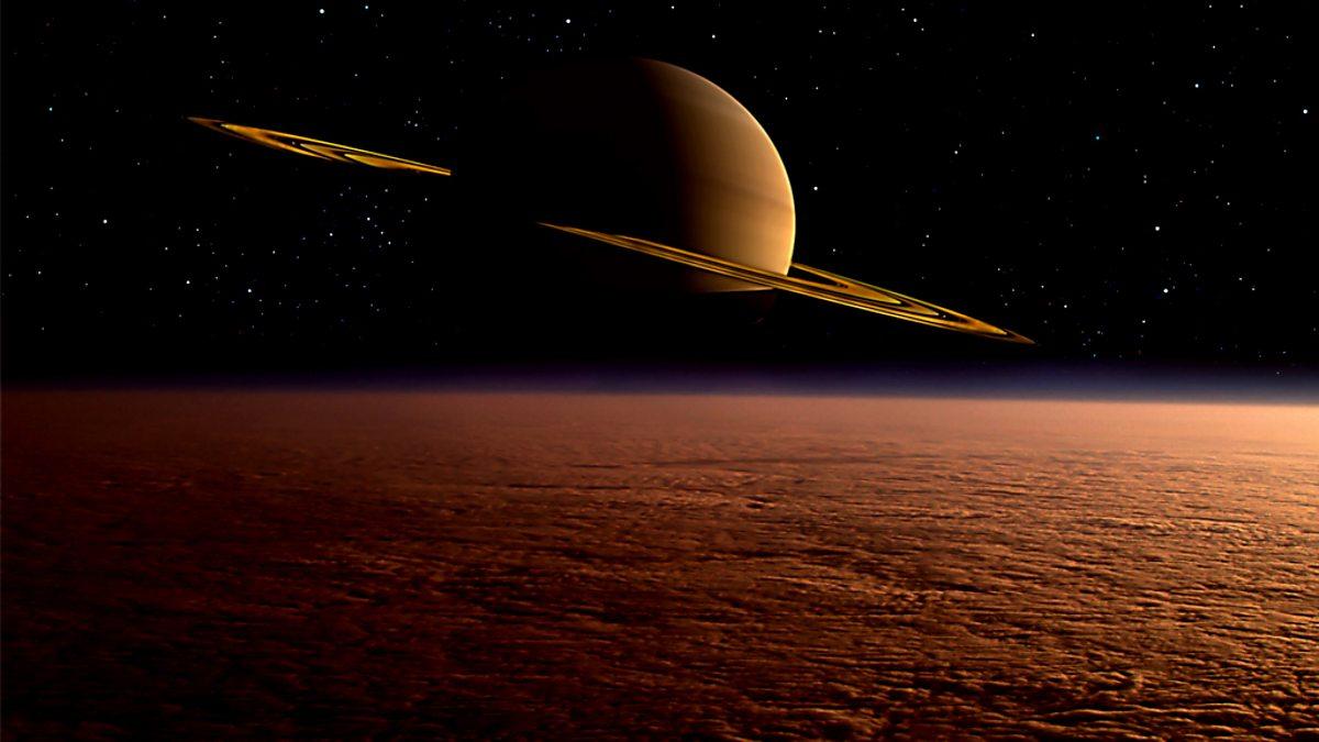 Titano: diavoli di polvere vagano per le dune della luna di Saturno