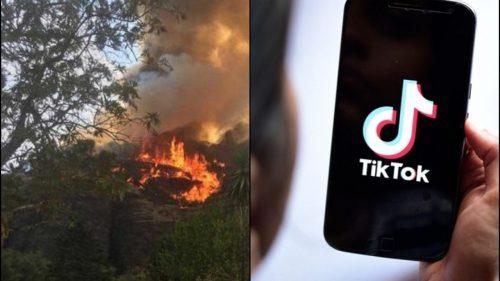 Messico: influencer provoca un incendio mentre tenta di pubblicare un video per TikTok