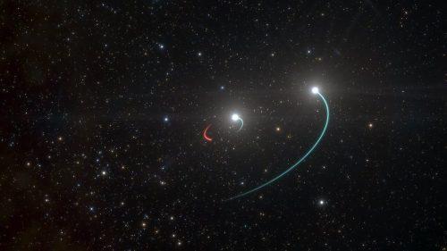 Spazio: scoperto il buco nero più vicino di sempre