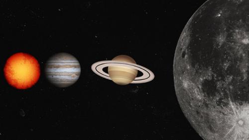 Spazio: in arrivo raro allineamento planetario
