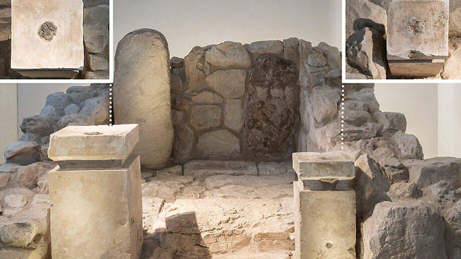 Cannabis nell'antico santuario biblico di Tel Arad: la scoperta