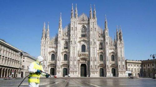 Coronavirus: aumentano ancora i contagi a Milano