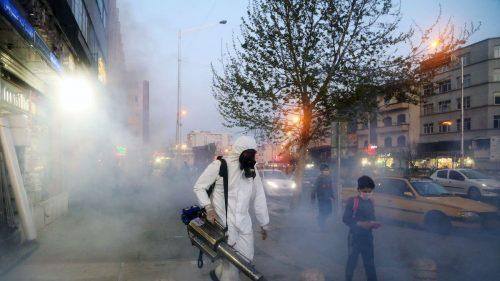 Coronavirus: disinfestazione strade inutile e pericolosa