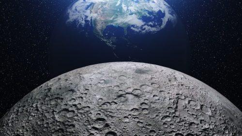 Spazio: ecco come la Luna deforma la Terra