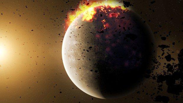 Mercurio: una colossale tempesta solare ne ha spazzato via lo strato esterno