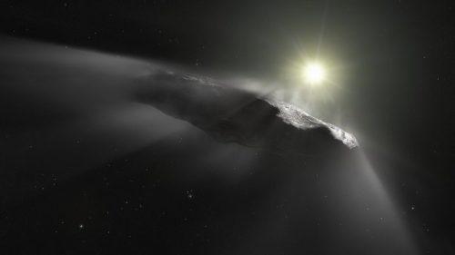 Spazio: un pianeta extrasolare all'origine di Oumuamua