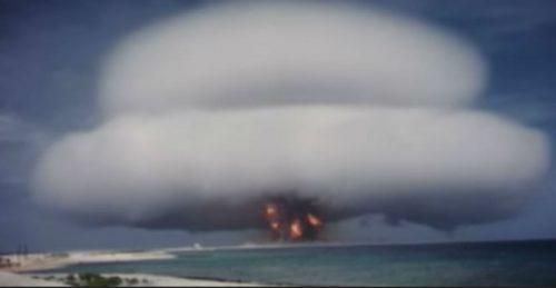 I test atomici della Guerra Fredda hanno modificato i modelli delle piogge nel mondo